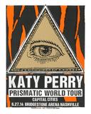 Katy Perry Sérigraphie par  Print Mafia