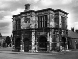 Rothwell Market House Photographic Print by Fred Musto