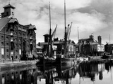 Ipswich Docks Photographic Print by Fred Musto