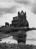 Whitby Abbey Photographic Print by Fred Musto