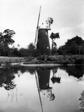 Arkly Windmill Photographic Print by Fred Musto