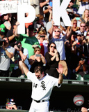 Paul Konerko Final Game- September 28, 2014 Photo