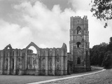 Fountains Abbey Photographic Print by Fred Musto