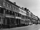 Regency Town Houses Photographic Print by Fred Musto