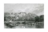 Richmond Hill, London Giclee Print by G Barret