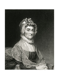 Abigail Adams Giclee Print by G.F. Storm