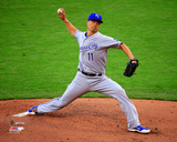 Jeremy Guthrie Game 3 of the 2014 World Series Action Photo