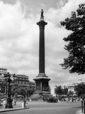 Nelson's Column Photographic Print by Fred Musto