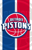 Detroit Pistons - Logo 14 Prints