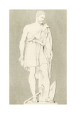 Cincinnatus Giclee Print by George Cooke