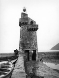 Lynmouth Lighthouse Photographic Print by Fred Musto