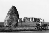 Stonehenge by Tandem Photographic Print by Fred Musto