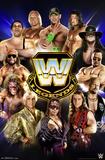 WWE Legends - Group 14 Kunstdrucke