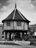 Wymondham Market House Photographic Print by Fred Musto