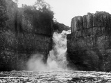 High Force Waterfalls Photographic Print by Fred Musto