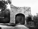 New Gate, Winchelsea Photographic Print by Fred Musto