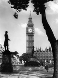 Westminster, Big Ben Photographic Print by Fred Musto