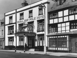 Royal Hop Pole Hotel Photographic Print by Fred Musto