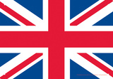 UK Flag Tin Sign Tin Sign