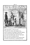Cruikshank, the Gin Shop, Plate 8 Giclee Print by George Cruikshank
