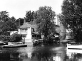 Pull's Ferry, Norwich Photographic Print by Fred Musto