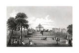 Paris, France - Chateau D'Eau and its Fontaine de Girard Giclee Print by H. Wallis