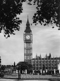 Big Ben Photographic Print by Fred Musto