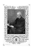 Aubrey Thomas de Vere Giclee Print by Frederick Hollyer