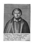 Johann Bugenhagen Giclee Print by Hendrik Hondius