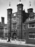 Abbots Hospital Photographic Print by Fred Musto