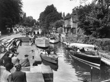 Boulters Lock Photographic Print by Fred Musto