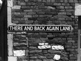 There and Back Again Lane Photographic Print by Fred Musto
