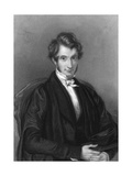 William Adams Giclee Print by George Richmond