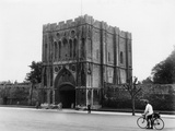 Bury St. Edmunds Abbey Photographic Print by Fred Musto
