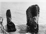 The Stack Rocks Photographic Print by Fred Musto