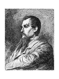 Richard Burton Premium Giclee Print by Frederick Leighton