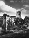 Waltham Abbey Church Photographic Print by Fred Musto