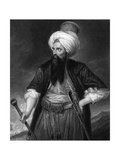 Edward Wortley Montagu Giclee Print by George Romney