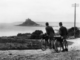 St. Michael's Mount Photographic Print by Fred Musto