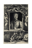 William I (Vertue 2) Giclee Print by George Vertue