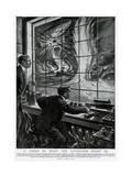 Ulivi's F-Rays Giclee Print by Henri Lanos