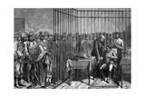 Dr Tanner Fasting 1880 Giclee Print by Henri Meyer