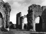 Leiston Abbey Photographic Print by Fred Musto