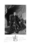 John Jebb, Bishop Giclee Print by George Richmond