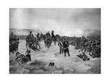 Battle of Inkerman 1854 Giclee Print by Henri Dupray