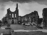Byland Abbey Photographic Print by Fred Musto