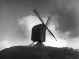 Brill Windmill Photographic Print by Fred Musto