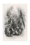 Two Gentlemen of Verona Giclee Print