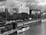 Victoria Embankment Photographic Print by Fred Musto
