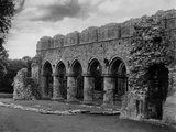 Buildwas Abbey Photographic Print by Fred Musto
